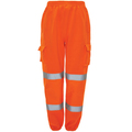 Hi Vis Orange Jogging Bottoms