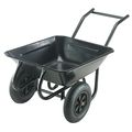 Twin Wheeled Barrow