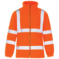 Hi Vis Fleece Jacket GO/RT