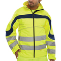 Soft Shell Yellow Jacket