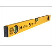 Stabila 70-2-80 Double Plumb Spirit Level 3 Vial 80cm