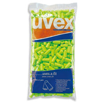 uvex X-Fit Dispenser Refill Ear Plugs
