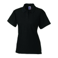 Russell 539F Ladies Polycotton Polo Shirt