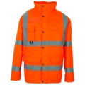 Hi Vis Unlined Jacket GO/RT