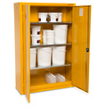 Hfc7 Safestor Hazardous Cupboard 900 X 465 X 1800 (3 Shelf)