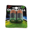 Battery Duracell Rechargable C