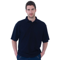 UCC003 Polycotton Unisex Polo Shirt 180g Navy