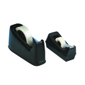 Q Connect Tape Dispenser For 33M Tapes Black