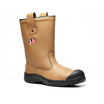 V12 Polar Fur Lined Rigger Boot