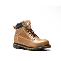 V12 Mohawk Brown Safety Boot