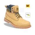 Caterpillar Holton Honey Leather Safety Boots