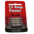 Fuse 13 Amp (Pack Of 4)
