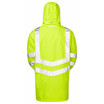 PULSAR® P421 Hi Vis Yellow Unlined Storm Coat