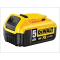 Dewalt Dcb184-Xj Battery 18V 5.0Ah Xr