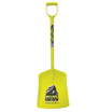 Gorilla Shovel Plastic Yellow