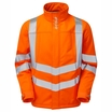 PULSAR® PR535 Hi Vis Orange Softshell Jacket